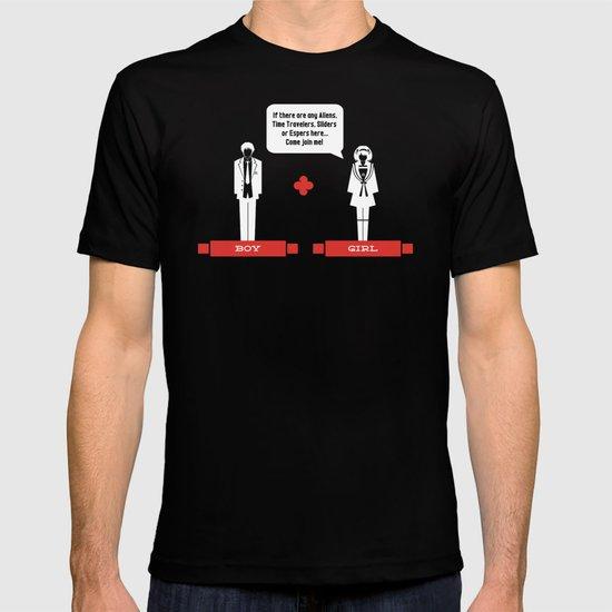 Boy Meets Girl Alt. T-shirt