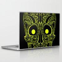 devil Laptop & iPad Skins featuring Devil by Littlefox
