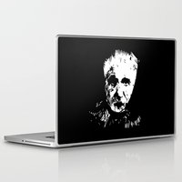 einstein Laptop & iPad Skins featuring Einstein by ivaDima