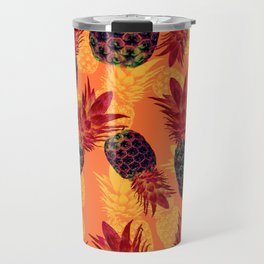 Pineapple Carnival Travel Mug