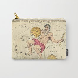 Aquarius Carry-All Pouch