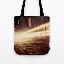 Lightspeed Berlin Tote Bag