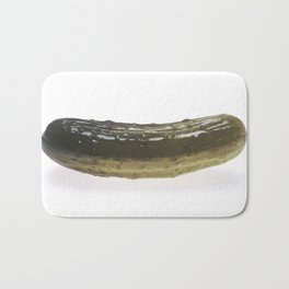 Dill Pickle Bath Mat