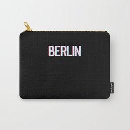 Trippy Berlin Techno Underground EDM Carry-All Pouch
