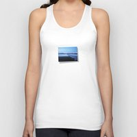 norway Tank Tops featuring Tromso - Norway by Louise