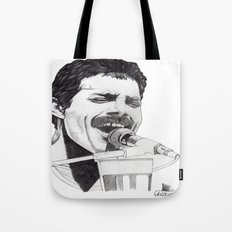 We are the Champions Tote Bag