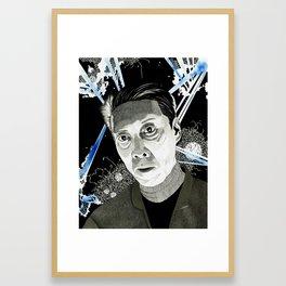 François Chau - The Expanse Framed Art Print