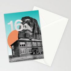 Sixteen Stationery Cards