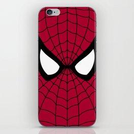 Spider man superhero iPhone Skin