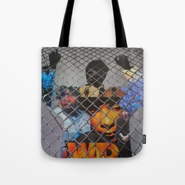 """WAR"" Tote Bag"