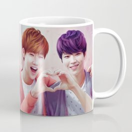 Woogyu Valentine Coffee Mug