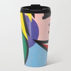 Little Blondie - Paint Travel Mug