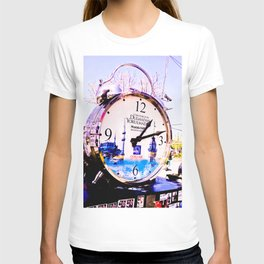 Watch marques not hours. T-shirt