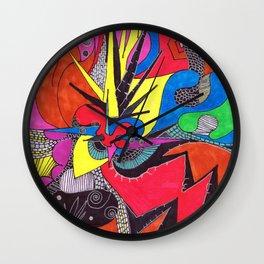 more cosmic happenstance Wall Clock