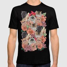 Because Cats T-shirt