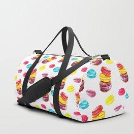 Sweet macaroons Duffle Bag