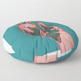 Growth Floor Pillow