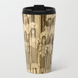 I don't want to brag, but - I totally got out of bed this morning. Travel Mug