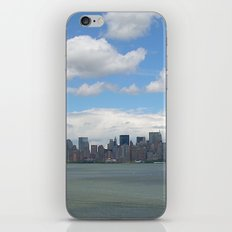 View from Lady Liberty iPhone & iPod Skin