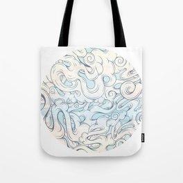 Entangled Souls Tote Bag