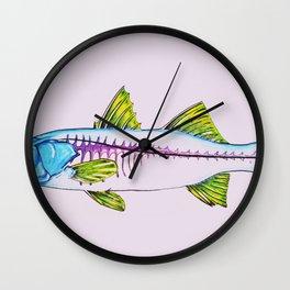Uncommon Snook Wall Clock