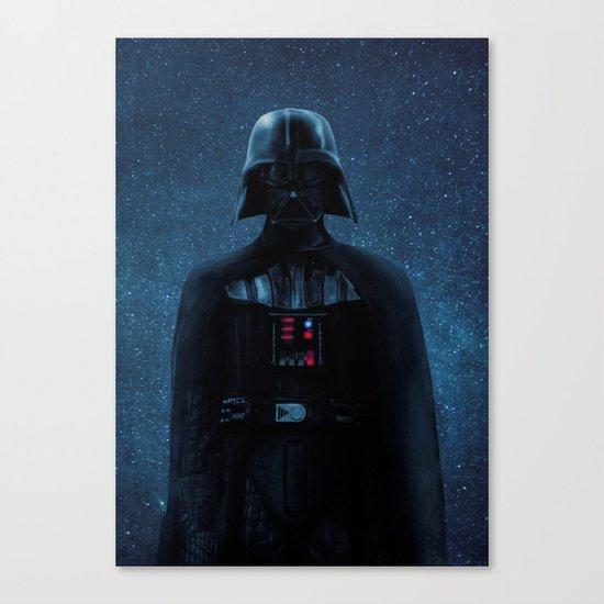 Empire (colour option) Canvas Print