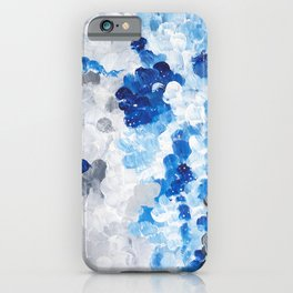 Highs and Lows iPhone Case