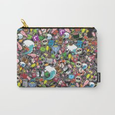 Sticker Bomb Carry-All Pouch