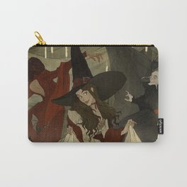 The Witches Ball Carry-All Pouch