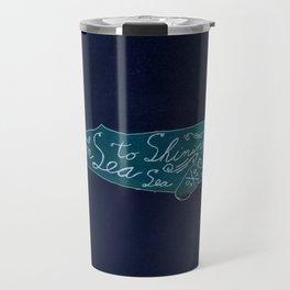 Sea To Sea Travel Mug