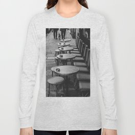 Paris Streets Long Sleeve T-shirt