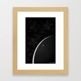 Colonize Framed Art Print