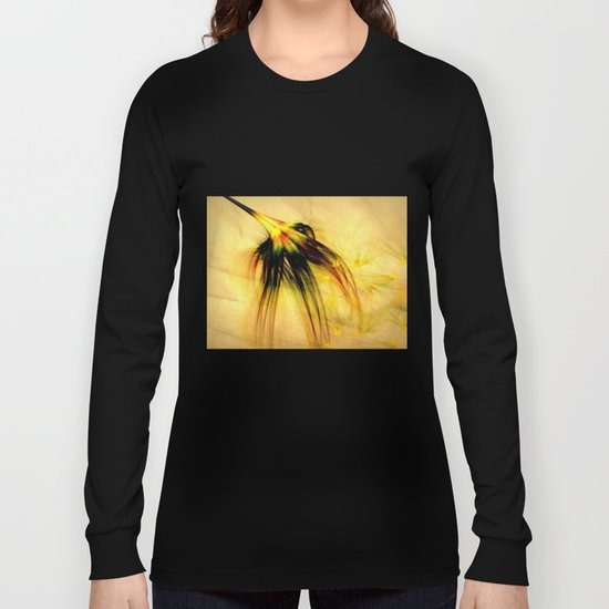 Flower in the Wind 2 Long Sleeve T-shirt