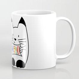 HELLO - CAT Coffee Mug