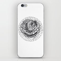 Rose iPhone & iPod Skin