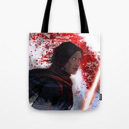 Angry Kylo Tote Bag