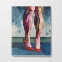 Legs #4 Metal Print
