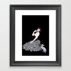 Felicia & Dobby Framed Art Print