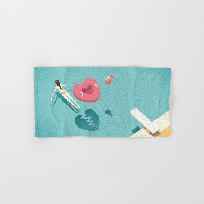 Breaking Hand & Bath Towel