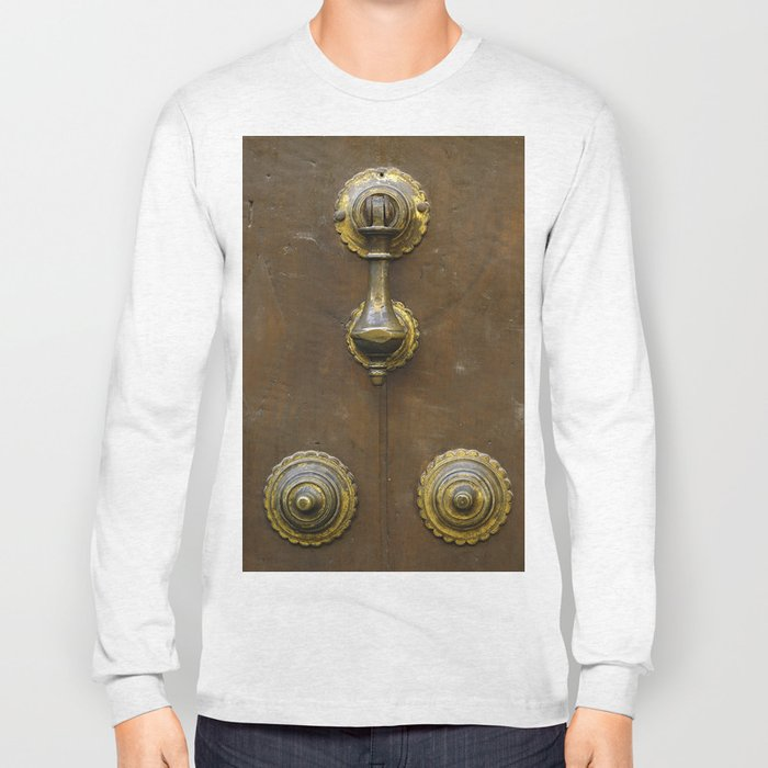 Historic door Long Sleeve T-shirt