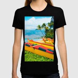 Hui wa'a O Kihei T-shirt