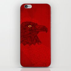 Red Eagle iPhone & iPod Skin