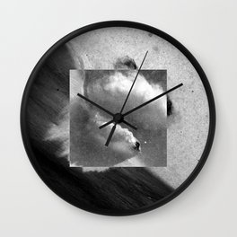 Square - Off-piste Wall Clock
