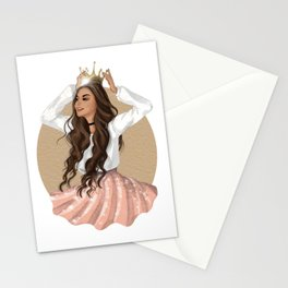 Slay Queen! Stationery Cards