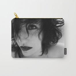 The Realm In-between - Self Portrait Carry-All Pouch