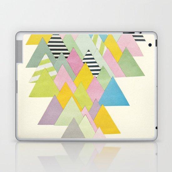 French Alps Laptop & iPad Skin