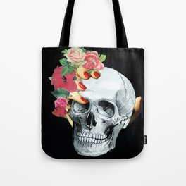 Skull Crusher Tote Bag