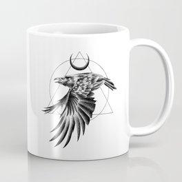 THE RAVEN AND THE MOON Coffee Mug