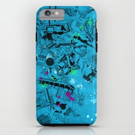 My Broken Dreams iPhone Case