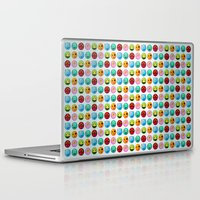 monster inc Laptop & iPad Skins featuring Monster POP! by Caribu